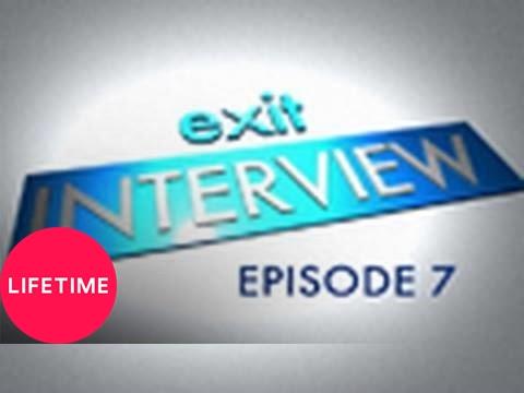 Project Runway: Louise Black's Exit Interview (S6, E7) | Lifetime