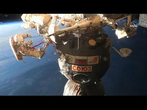 Συνεχίζονται οι έρευνες για την τρύπα στη διαστημική κάψουλα…
