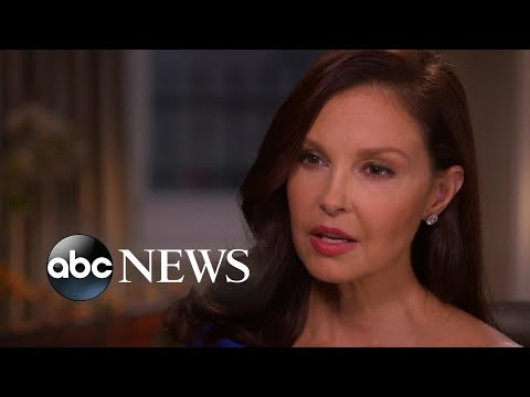 Ashley Judd: 'I had found my voice and I was coming right at him'
