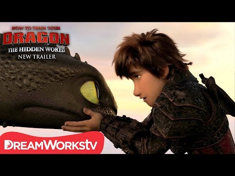 The First Full Trailer for How to Train Your Dragon The Hidden
