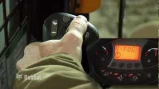 9. Bobcat Selectable Joystick Controls: The Industry's Most Advanced Loader Controls