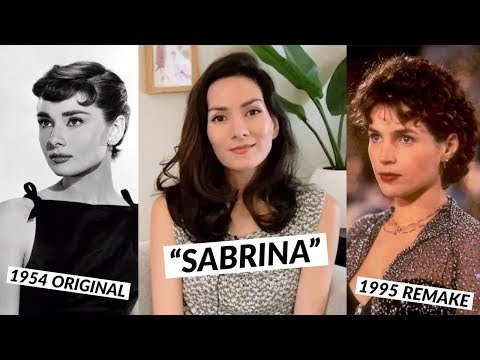 Classic movie review: Sabrina, 1954 vs. 1995