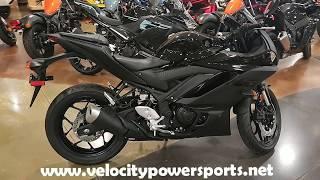 5. 2020 Yamaha YZF-R3 ABS
