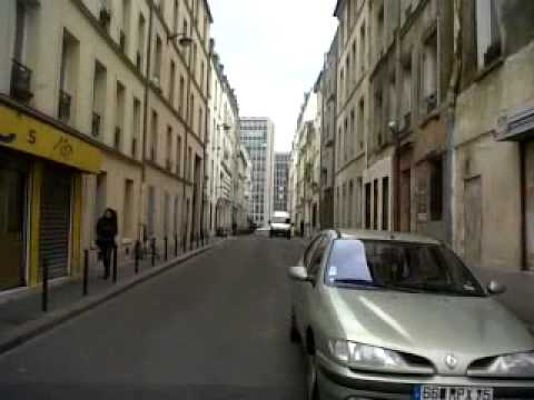 Rue d'aubervilliers