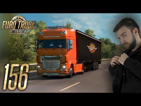 DAF XF EURO 6 TUNING | Euro Truck Simulator 2 #156