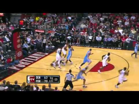 Denver Nuggets 97 – Portland Trail Blazers 117