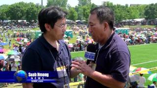 SuabHmong News: Exclusive Interviewed Xia Xa Vang, Hmong United States Soccer Federation