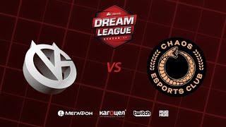 Vici Gaming vs Chaos Esports Club, DreamLeague Season 11 Major, bo3, game 1 [Lex & GodHunt]