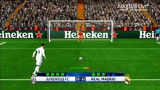 Video PES 2017 | Juventus vs Real Madrid | Final UEFA Champions League (UCL) | Penalty Shootout MP3, 3GP, MP4, WEBM, AVI, FLV Desember 2018