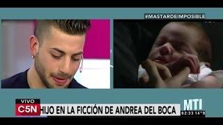 Video El hijo de Andrea del Boca - Sebastián Pelegrinelli MP3, 3GP, MP4, WEBM, AVI, FLV Agustus 2018