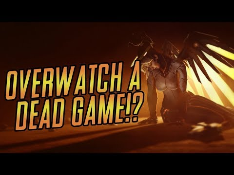 WHY OVERWATCH IS DYING...(My feelings about it) - MLG
