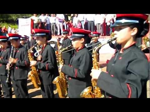 Banda Nova Laranjeiras - Hino do município