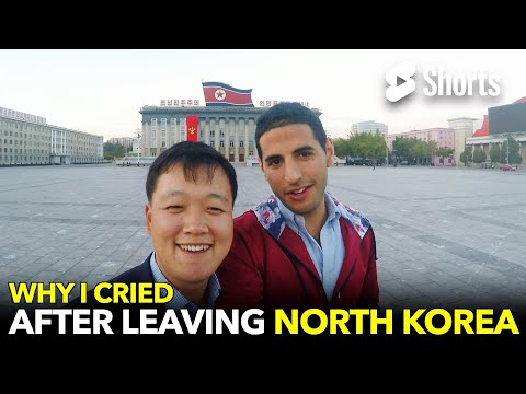 Why I Cried After Leaving North Korea