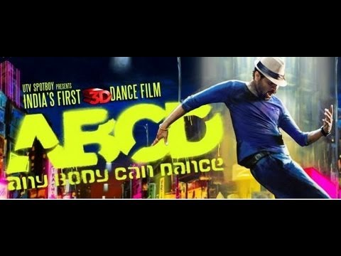Movie ABCD - AnyBody Can Dance Trailer