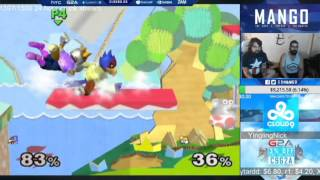 Falco Combo Video – Mang0