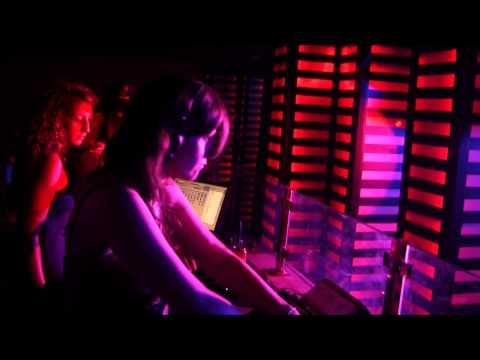 Katy M avec Trisha Kole, Enric Smart, Der-K et Ice Beg @ Maj Marrakech