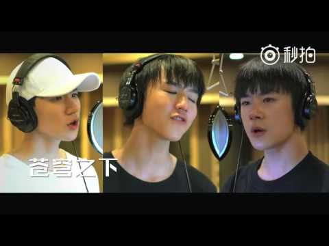 "TFBOYS - Endless River (""The Warriors"" Movie Theme Song)"
