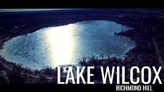 Richmond Hill (ON) Canada  city photos : Drone Over Lake Wilcox Richmond Hill Oak Ridges Moraine, Ontario, Canada