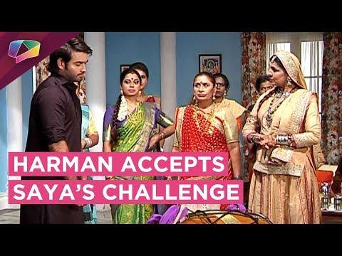 Harman To Play Dhol And Collect Money? | Saya's