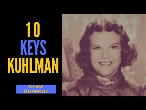 Kathryn Kuhlman (Secrets) - 10 Keys For Your Breakthrough