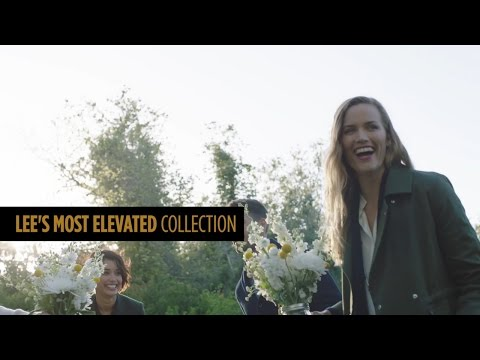 Lee Commercial for Lee Platinum Label (2016 - 2017) (Television Commercial)