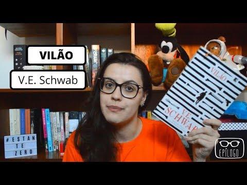 Vilão (V.E. Schwab) - Epílogo Literatura