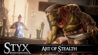 Styx: Shards of Darkness - Art of Stealth Trailer