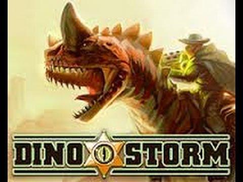 Dino Storm Gameplay