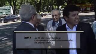 Inauguración Monumento al Dr. Juan B. Justo
