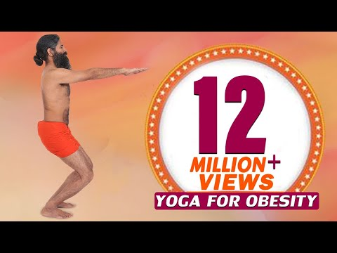 12 Easy Yoga Poses For Obesity & Weight Loss