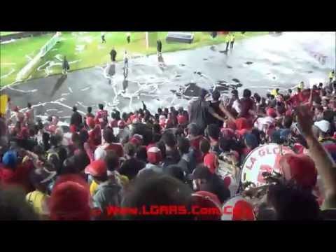 - Independiente Santa Fe Vs Millonarios - CLÁSICO 300 - Fiesta en Bogotá! - La Guardia Albi Roja Sur - Independiente Santa Fe