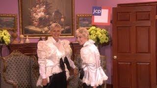 Ellen's Evil Twin!