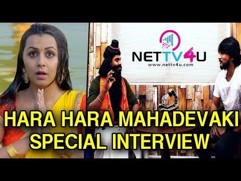 Gautham Karthik Stood Naked In Front Of Hara Hara Mahadevaki Team | Gowtham Karthik Open Interview
