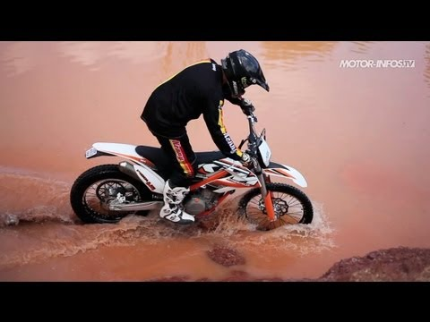 Essai KTM Freeride 350