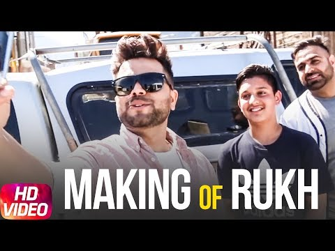 Akhil | Rukh | Making Of Video | BOB | Sukh Sanghe