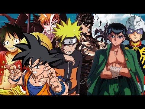 Video Americans Watch Anime For The First Time REACTION!!! download in MP3, 3GP, MP4, WEBM, AVI, FLV January 2017