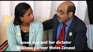 Meles Zenawi And His Business Partners