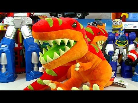 T-Rex Dinosaur Jurassic Plush Toy - Jungle Plush - A High Quality, Very Cuddly Dino