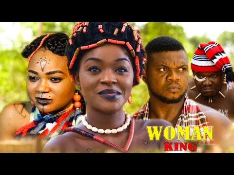 Woman King Season 1&2 -Ken Eric|Rachael Okonkwo|2018 Latest Nigerian Movie African Nollywood Movie