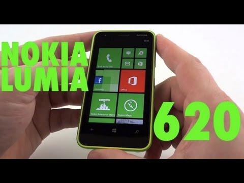 Nokia Lumia 620 - kto pyta nie błądzi - odpowiedzi / pierwsze wrażenia