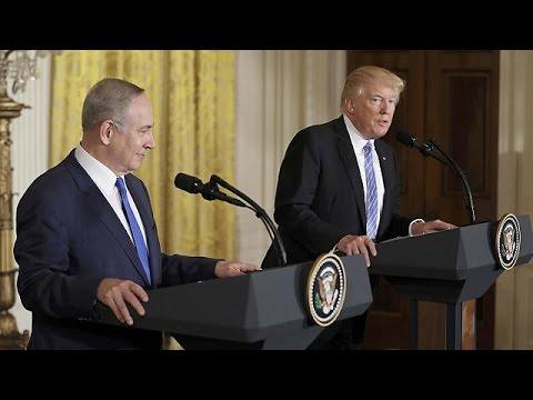 «Σπουδαία» ειρηνευτική συμφωνία στη Μ. Ανατολή υπόσχεται ο Τραμπ