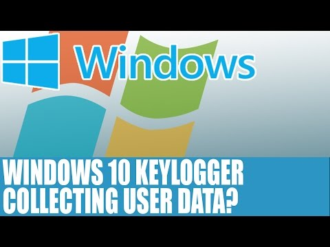 Windows 10 Technical Preview Collects User Data Using Keylogger ?