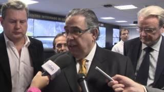 VÍDEO: Governador sanciona lei que restringe o uso de máscaras em eventos com grande aglomeração