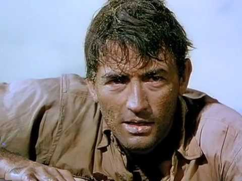 Gregory Peck - The Purple Plain (1954): 5 Hope Is Just Around The Bend!