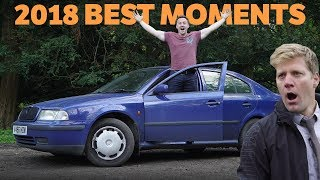 The Best 2018 Car Throttle Moments, & RX-8 Series Teaser! by Car Throttle