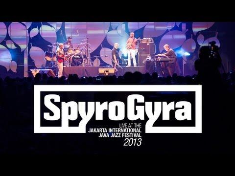 Spyro Gyra Live – Java Jazz Festival 2013