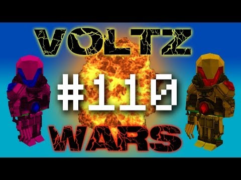 Minecraft Voltz Wars - The Battle Cruiser! #110