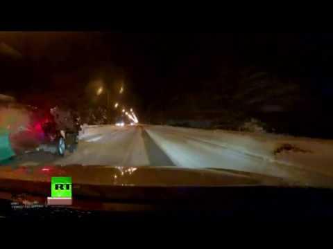 Гонка на улицах Тюмени закончилась смертью двух человек (видео)
