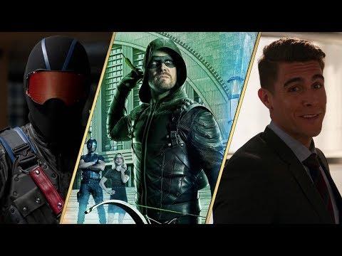 Top 10 Arrow season 5 episodes