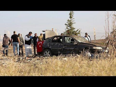 Απετράπη επίθεση με 200 κιλά εκρηκτικών στην Άγκυρα
